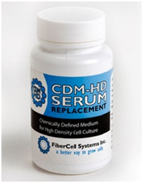 Serum replacement for high density culture - CDM-HD