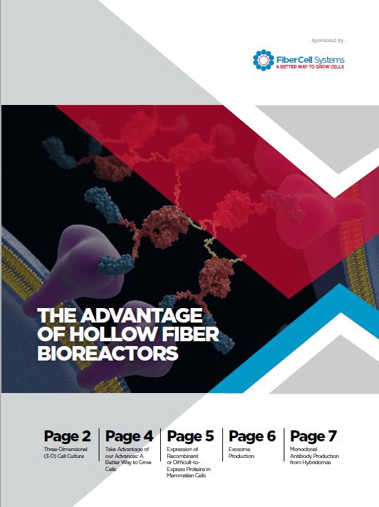 Learn about hollow fiber bioreactors